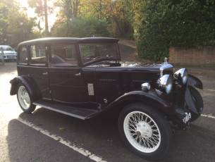 1933 Riley 6/14 Winchester - Now Sold