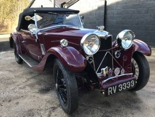 1933 Riley 9 Lynx - Almost certainly the best in existence