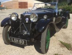 1933 Riley 9 Lynx - Now Sold