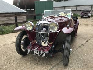 1933 Riley March Special - requires recommissioning