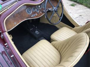 1933 Riley March Special - Very rare and one of TWO currently available!