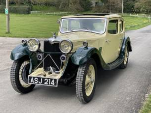 1933 Riley Nine Kestrel