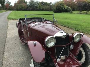 1933 Riley Nine March Special - History over 60 years - new Video