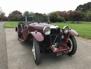 1933 Riley Nine March Special - History over 60 years