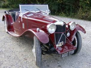 1933 Riley Nine March Special - Now Sold