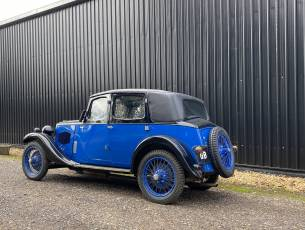 1933 Riley Nine Monaco