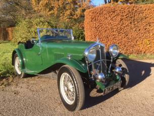 1933 Wolseley Hornet Special - Now Sold