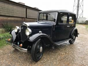 1934 Austin 10/4 Saloon - Now Sold