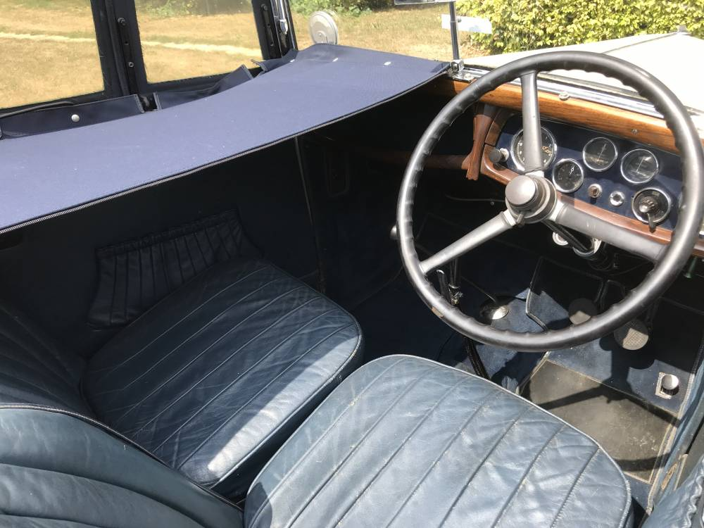 1934 Austin 10 Two Seater With Dickey Seat :: Vintage And