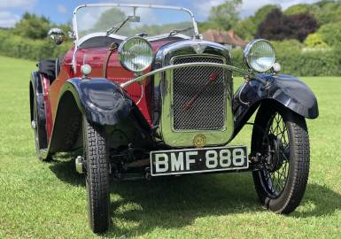 1934 Austin 7 Arrow Competition '65'