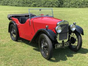 1934 Austin 7 Arrow Foursome Tourer