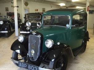 1934 Austin Seven Ruby - Now Sold