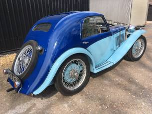 1934 MG PA Airline Coupe