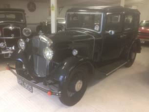 1934 Morris 10/4 De Luxe Saloon - NOW SOLD