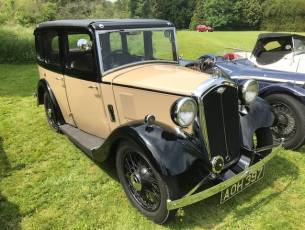1934 Wolesley Nine Saloon - Arriving Soon!