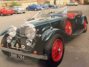 1935 Alvis Speed 20 SC Four Seat Tourer