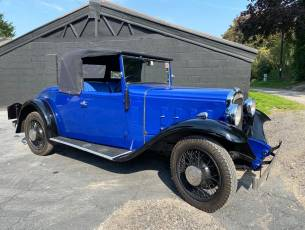 1935 Austin 12/4 Harrow 2 Seater Tourer with Dickey
