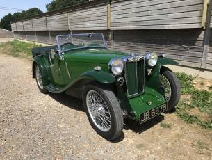 1935 MG PB Four-Seater Sports Tourer - Exceptional & Rare