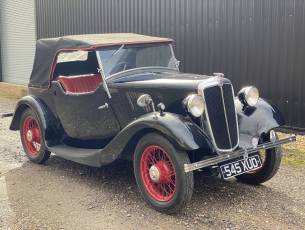 1935 Morris Eight  Series 1 - Two Seat Tourer