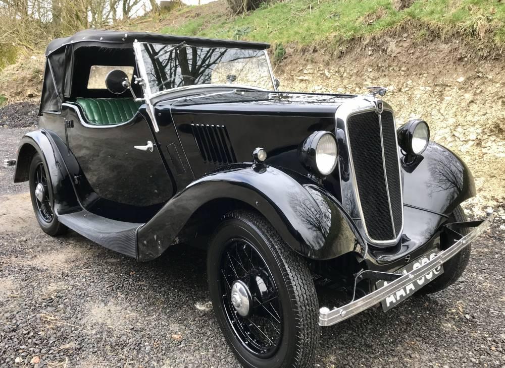 1935 Morris Eight Two Seat Tourer