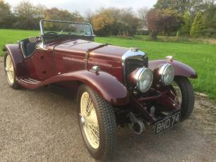 1935 Riley 12/4 Sprite Evocation - Now Sold