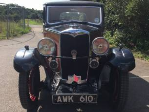 1935 Riley Nine Monaco - Arriving Soon
