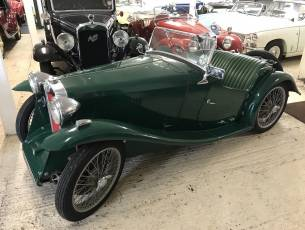1936 MG PB - Much recent work - 85% restored - just needs completing