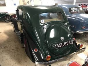1936 Riley 12/4 Merlin