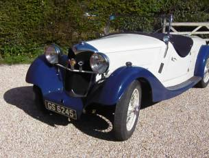 1936 Riley 12/4 Special - Now Sold