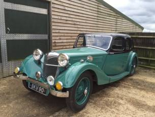 1936 Riley Kestrel Sprite - Now Sold