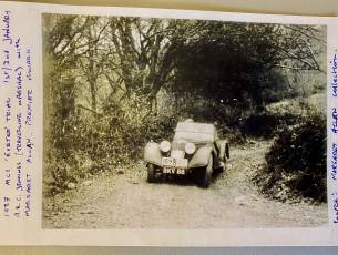 1936 Riley Sprite – BKV 88 - Pre-war competition history