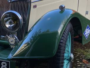 1936 Riley Sprite – First time offered to market in 56 years
