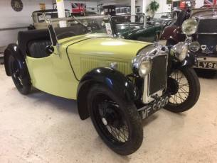 1937 Austin 7 Nippy Sports - Now Sold