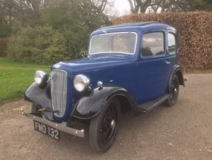 1937 Austin Seven Ruby Mk II - Now Sold