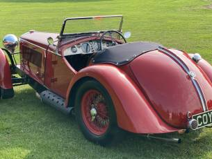 1937 Riley 'Sprite' Evocation