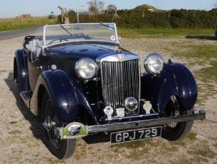1938 MG VA Tourer - Now Sold