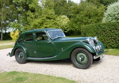 1938 Riley 12/4 Six-Light Kestrel