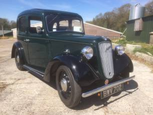 1939 Austin Big Seven 'Sixlite' - Now Sold