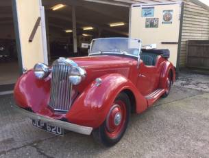1947 Sunbeam Talbot 10 Sports Tourer - Now Sold
