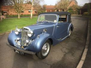 1946 Sunbeam Talbot 2 litre Drop Head Coupe - Master Class Concours Winner
