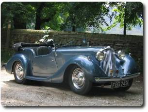 1948 Sunbeam Talbot 10 Sports Tourer