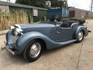 1948 Sunbeam Talbot 10 Sports Tourer - Just Arrived!