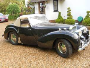 1948 Triumph 1800 Roadster - Now Sold