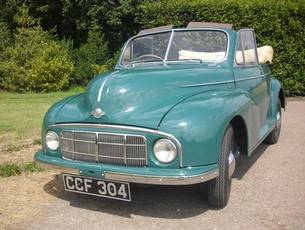 1949 Morris Minor Series MM Tourer - The second earliest survivor in the UK