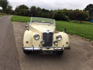 1949 Riley RMC Roadster - Just Arrived!