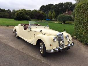 1949 Riley RMC Roadster
