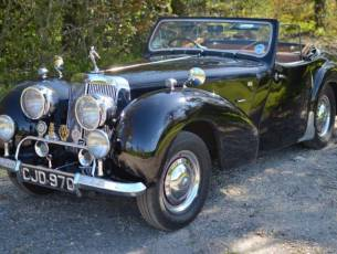 1949 Triumph 2000 Roadster - Now Sold