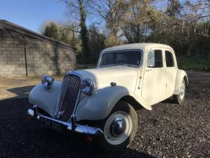 1950 Citroen Light 15 - Slough Built RHD
