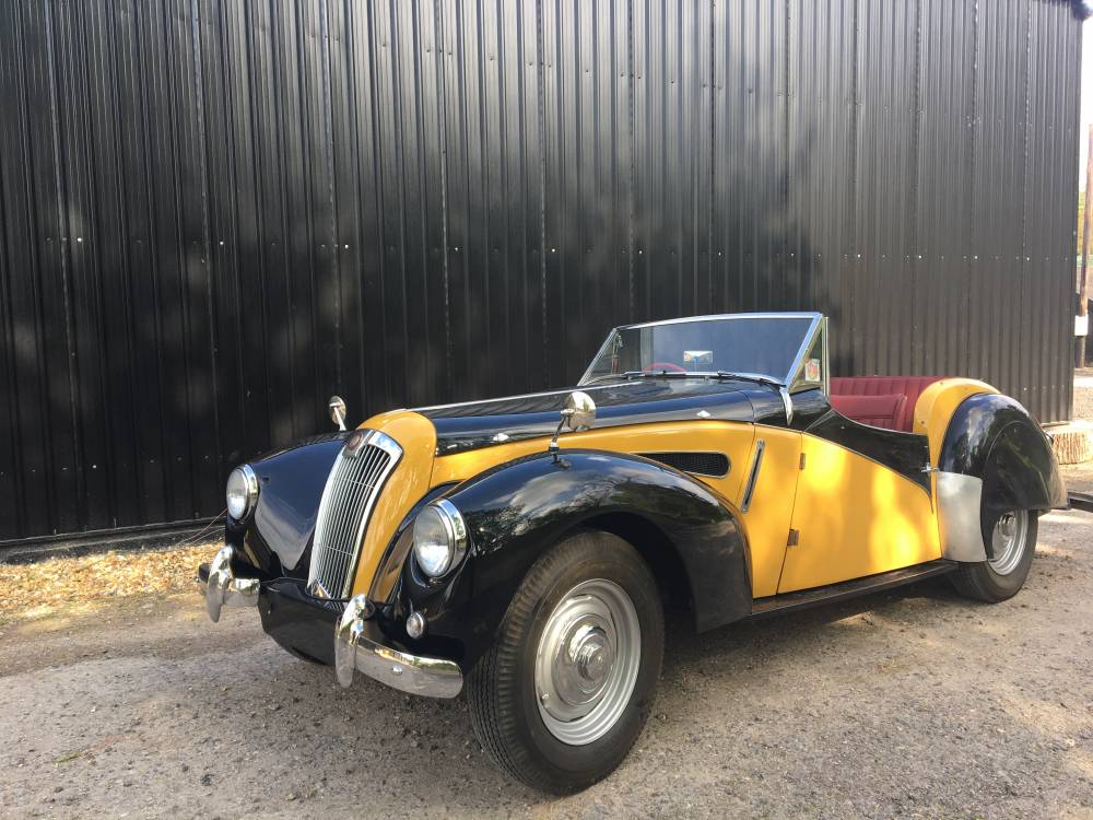 1951 Lea-Francis 2.5 litre Sports - Rare & Desirable