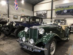 1952 MG TD - Exceptional restored example